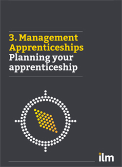 Planning your apprenticeship
