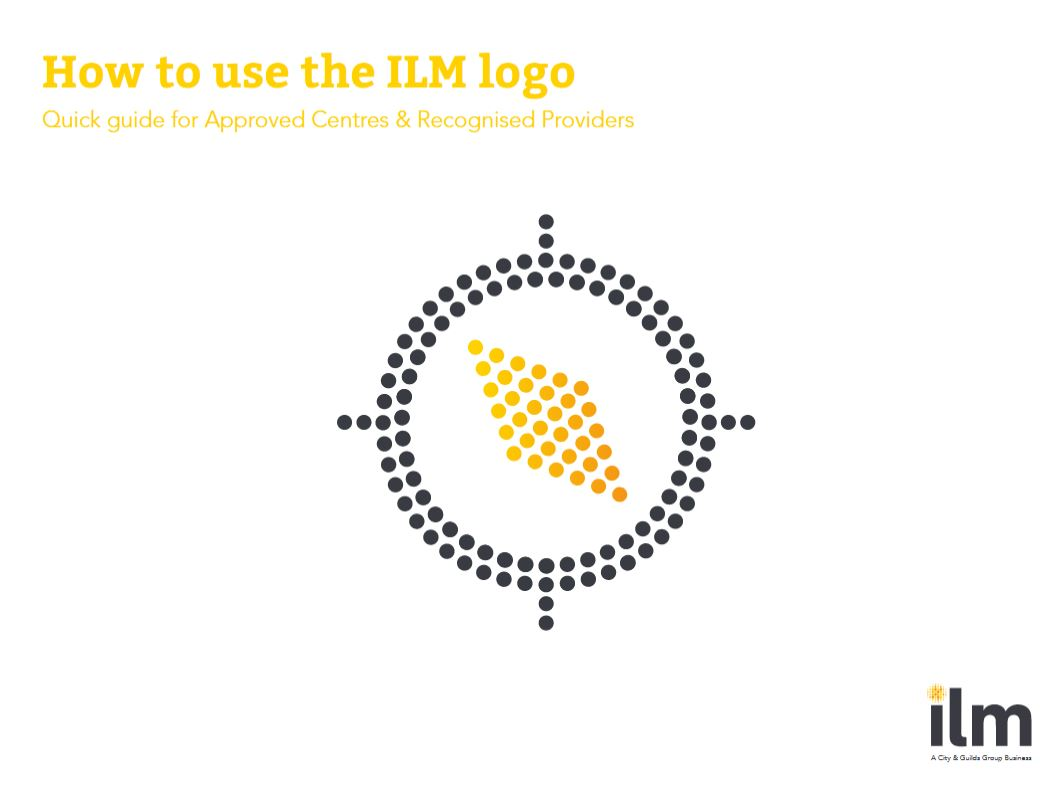 ilm logo; how to use ilm logo; ilm logo guidelines
