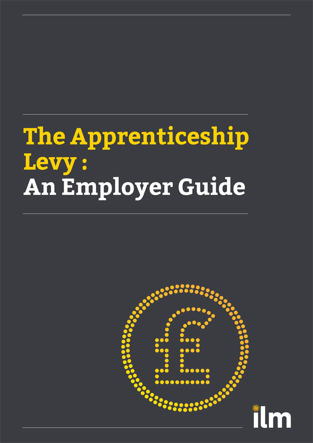 The Apprenticeship Levy: An Employer Guide