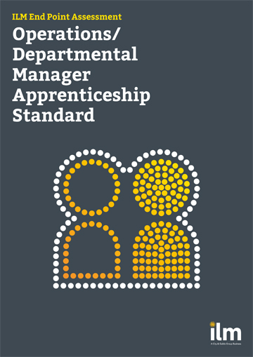 Level 5 Operations/Departmental Manager apprenticeship EPA guide