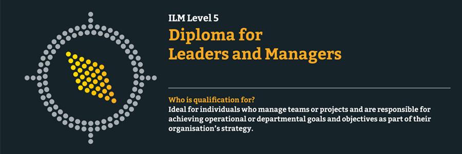 ilm level 5 management