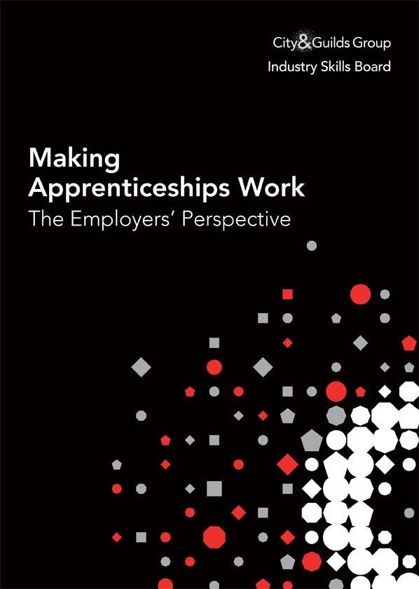 Making Apprenticeships Work cover
