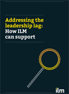 Leadership lag Product cover